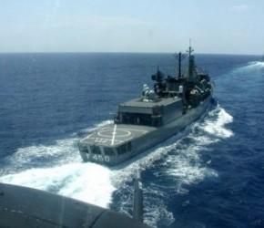 Επιτέλους, η ανατολική Μεσόγειος υπό ελληνικήπροστασία