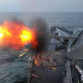 Βίντεο: Με κόλαση πυρός «υποδέχθηκαν» τα ρωσικά πολεμικά το «Barbaros» στο οικόπεδο 3 της ΑΟΖΚύπρου!