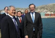 Μιλάνο: Εποικοδομητική συνάντηση Σαμαρά με τον Κινέζο ομόλογοτου