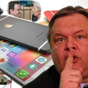 Το ΥπΕξ αγόρασε το i-phone 6 για τον Βενιζέλο; Ο εκπρόσωπος λέει χωρίς ντροπή ότι είναιγι'αυτόν!