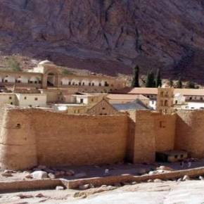 Επίθεση ισλαμιστών στο ελληνικό μοναστήρι της Αγίας Αικατερίνης στο Σινά – Απήγαγαν δύομοναχούς