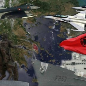 Πώς Αλβανοί και Σκοπιανοί σφετερίζονται σύμβολα και διαστρεβλώνουν τηνΙστορία