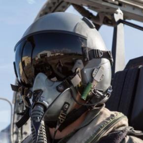 Τα 12 λεπτά που μάγεψαν τους Έλληνες – ΒΙΝΤΕΟ όλο το «σόλο» του πιλότου του F16