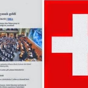 Ηχηρό «χαστούκι» στους μουσουλμάνους από τουςΕλβετούς