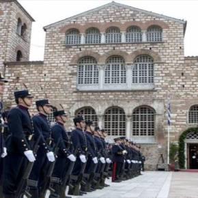 Θεσσαλονίκη: Ξεκίνησαν οι τριήμεροιεορτασμοί