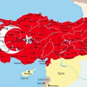 Το φάντασμα του διαμελισμού της Τουρκίας επανέρχεται σε όλο του τομεγαλείο