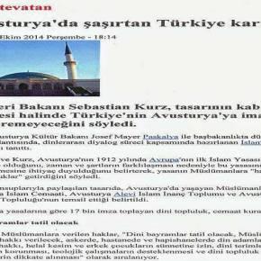 Η Αυστρία είπε «NEIN» στους τούρκουςιμάμηδες