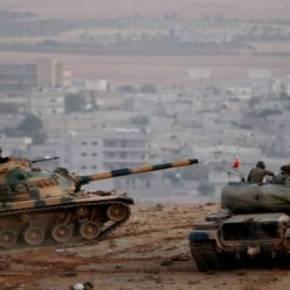 Βίντεο-ντοκουμέντο: Ο τουρκικός στρατός «γαζώνει» Κούρδους αμάχους της πόληςΚομπάνι