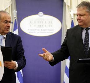ΣΤΗΝ ΚΥΠΡΟ Ο ΕΛΛΗΝΑΣ ΥΠΕΞ Τριμερής Ελλάδας-Κύπρου-Αιγύπτου τηνΤετάρτη