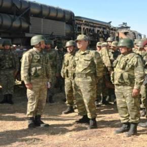 «ΦΩΤΟΓΡΑΦΙΖΕΙ» ΚΑΙ ΤΗΝ ΕΛΛΑΔΑ Τούρκος Αρχηγός Στρατού: «Θέμα χρόνου ο πόλεμος για τηνΤουρκία»