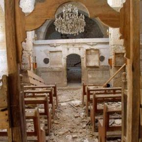 Οι τζιχαντιστές λεηλατούν την ελληνική πολιτιστική κληρονομιά τηςΣυρίας