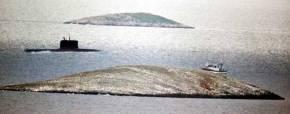 Πάλι βρέθηκαν αντιμέτωπα το τουρκικό υποβρύχιο και το ελληνικό σκάφος