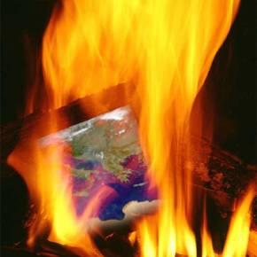 Θέμα χρόνου να πάρει φωτιά τοΑιγαίο.