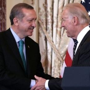 Κοινό μέτωπο ΗΠΑ-Τουρκίας εναντίον του ΙσλαμικούΧαλιφάτου