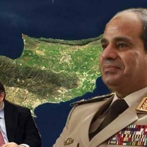 Αίγυπτος: «Θα υπερασπιστούμε την Κύπρο απέναντι στις στρατιωτικές προκλήσεις τηςΤουρκίας»