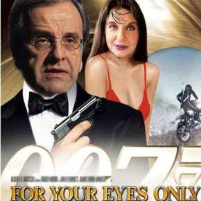 Α.Σαμαράς: «Αποκεφάλισε» τον υφυπουργό Γ.Στύλιο «για τα μάτια» της Λιάνας Κανέλλη!(upd)