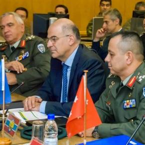 Επίσκεψη ΥΕΘΑ Νίκου Δένδια στην 1η Στρατιά – ΑΤΑ –ΕΣΕΕ