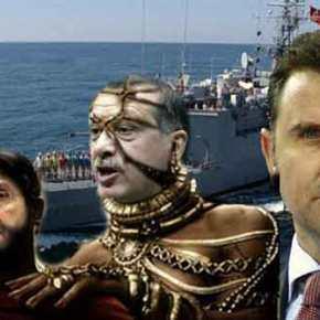 Επικίνδυνοι ελιγμοί σε Αιγαίο καιΚύπρο