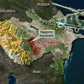 Το Αζερμπαϊτζάν κατέρριψε ελικόπτερο της Αρμενίας – ολομέτωπησύγκρουση;