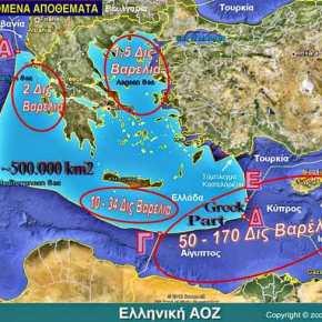 «ΑΟΖ » Το τριπλό σημείο επαφής…Και γιατί κόπτεται ηΤουρκία!