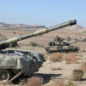 Η Κύπρος ετοιμάζεται …Άσκηση Τεθωρακισμένων με πυρά Πυροβολικού της Ε.Φ & ΤΠΖ της ΕΛΔΥΚ(φώτο)