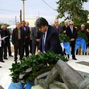 Οι Κούρδοι της Κομπάνι τίμησαν τους Έλληνες στρατιώτες πεσόντες στηνΚύπρο