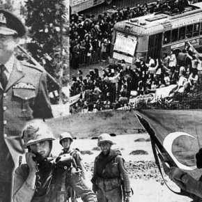 1973, Ψωμί – Παιδεία – Ελευθερία. 2014, Πείνα – Αμάθεια –Κοροϊδία