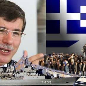 Απίστευτο : Στείλαμε την «Φ/Γ ΥΔΡΑ» να σώσει 700 λαθρομετανάστες…Αλλά όχι στην ΑΟΖ τηςΚύπρου!