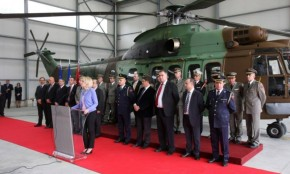 Η Αλβανία ολοκλήρωσε τις παραλαβές τωνCougar