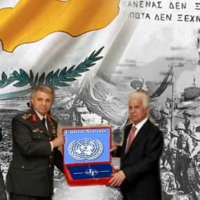 Στην κατεχόμενη Κύπρο ο διοικητής της στρατιάς τουΑιγαίου