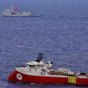 Βήμα βήμα η Άγκυρα στήνει σκηνικό Ιμίων – Έστειλε το NTV να προβάλει τουρκική κυριαρχία μέσα στην Κυπριακή ΑΟΖ(vid)