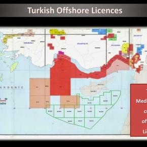 Επίσημοι τουρκικοί χάρτες εισχωρούν στο Καστελόριζο και την κυπριακήΑΟΖ!