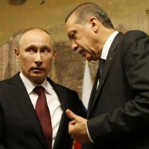 Ο Πούτιν στην Άγκυρα – Όλο το παρασκήνιο μιας σχέσης μεαγκάθια!