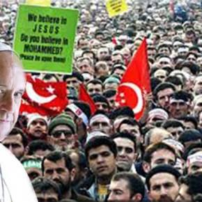 Οικουμενισμός και ισλάμ στην επίσκεψη του πάπα στηνΤουρκία