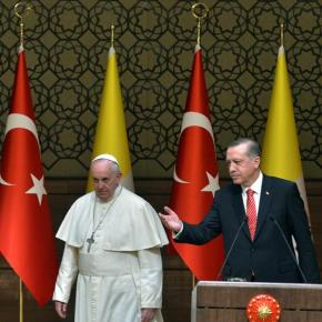 Επίσκεψη Πάπα στηνΤουρκία