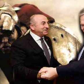 Τσαβούσογλου «καρφώνει» Βενιζέλο: «Ακύρωσε τη φρεγάτα στην Κυπριακή ΑΟΖ για να έρθει στηνΤουρκία»