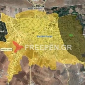 Νέος χάρτης – Πέσμεργκα: Πρακτικά ελευθερώθηκε το Κομπάνε. Το ΒΑΣΙΚΟ κέρδος από τοθρίαμβο