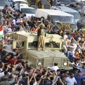Eπεκτείνεται η κουρδική εξέγερση: Και δεύτερη κουρδική πόλη κήρυξε αυτονομία στην Τουρκία!(vid)