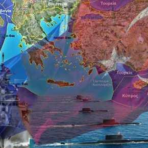 Ανήθικη και ύπουλη στάση από το ΝΑΤΟ: Μεγάλη κοινή άσκηση με την Τουρκία από το Καστελόριζο μέχρι τηνΚύπρο