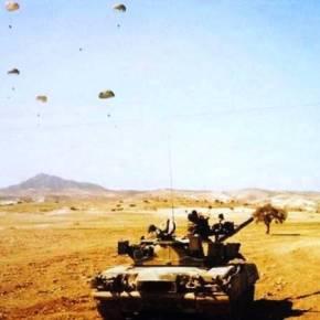 Και Κύπριοι καταδρομείς έκαναν αεραποβατικό άλμα από το C-130 τηςΠΑ!