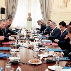 Μίνι υπουργικό για τηνΤουρκία