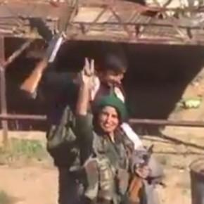 Κούρδισσα στρατηγός: Ελέγχουμε την Κομπάνι, να επιστρέψουνόλοι