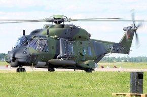 Αεροπορία Στρατού: Άφιξη δέκατου NH-90(ΦΩΤΟΓΡΑΦΙΕΣ)