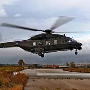 Η ακριβή -για τους φορολογούμενους- ιστορία των ελικοπτέρων NH90!