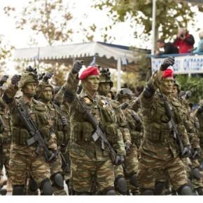 «Περνάει ο Στρατός, της Ελλάδος φρουρός» – Ο Κώστας Φράγκος γράφει προς τον νέοΥΕΘΑ