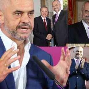 Ο Εντι Ράμα τα μαζεύει: Δεν θέλω μεγάλη Αλβανία -Ο Σαμαράς είναι καλοδεχούμενος σταΤίρανα