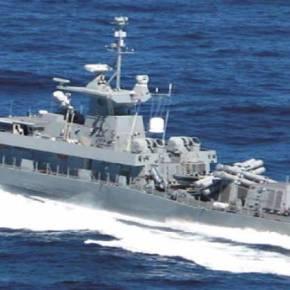 ΜΙΚΡΗ ΑΛΛΑ ΦΟΝΙΚΗ…Η ΤΠΚ P67 Ρουσσέν πλέει ανάμεσα στην τουρκική αρμάδα – Το πλοίο έφτασε στην κυπριακή ΑΟΖ(vid)