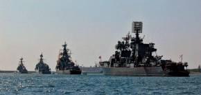 Μπαίνει στην Μεσόγειο Θάλασσα ο ρωσικός Στόλος μεταφέροντας μεγάλο φορτίο οπλικών συστημάτων στηνΣυρία
