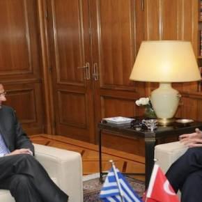Μυστική διπλωματία: Από τους Τούρκους μάθαμε ότι ο Α.Σαμαράς μίλησε με τονΑ.Νταβούτογλου