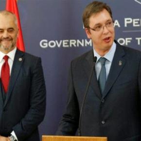Παραλίγο να πιαστούν στα χέρια, ο Σέρβος και ο Αλβανόςπρωθυπουργός!